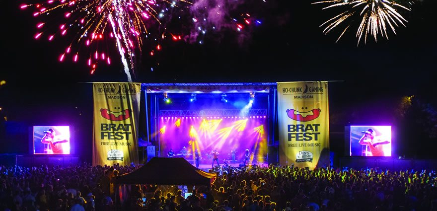 Brat Fest Music Lineup