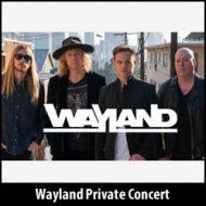 wayland concert